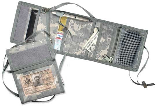 ACU Digital Camouflage - Military Deluxe ID Holder