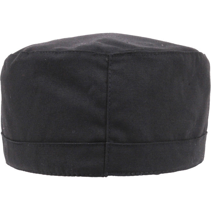 Black - GI Winter Combat Cap with Earflaps