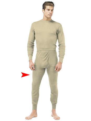 Sand - ECWCS Generation III Silk Weight Pants