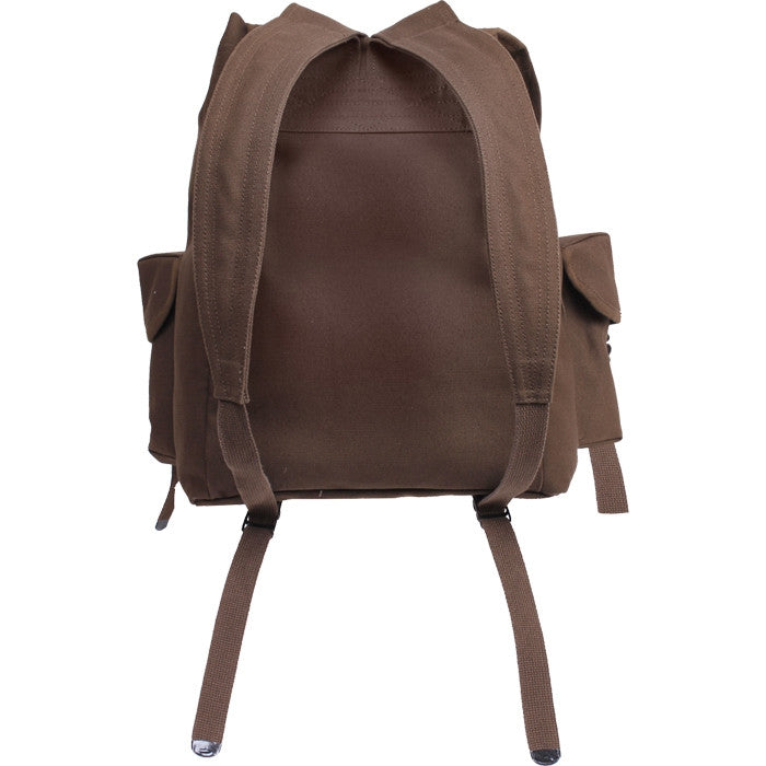 Earth Brown - Army Style Mini ALICE Pack