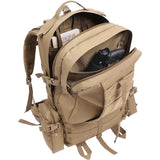 Military Global Assault Pack Coyote Brown