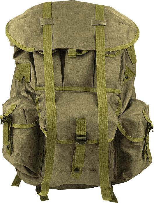 Olive Drab - GI Type ALICE Pack with Frame 22 in. x 20 in. x 19 in.