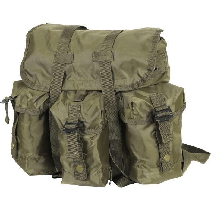 Olive Drab - Military Mini ALICE Pack