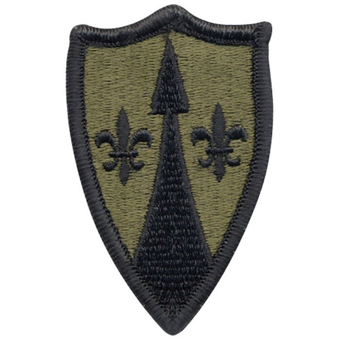 Subdued - US Theatre Army SPT CMD Europe Sew On Patch