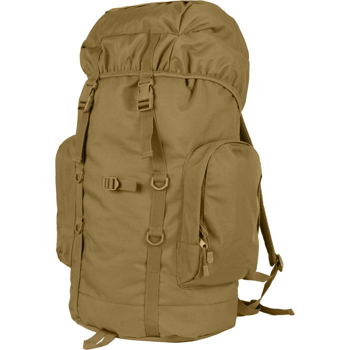 Coyote Brown - 45 Liter Rio Grande Tactical Backpack