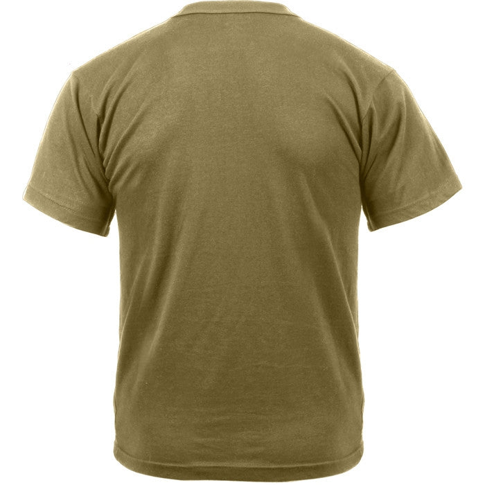 Coyote Brown - AR 670-1 Military T-Shirt