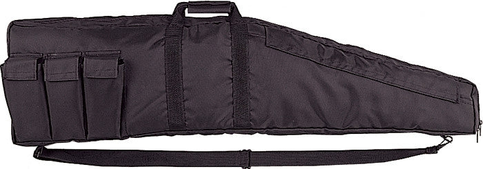 Black - Military Tactical Assault Rifle Cover - Nylon 42 in.