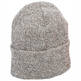 Grey - Warm Outdoor Ragg Watch Cap - Wool