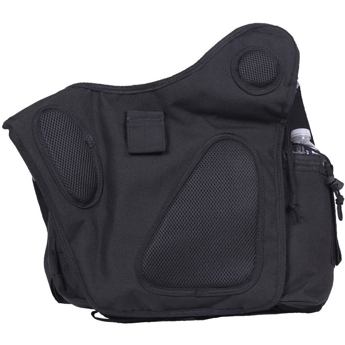 Black - XL Advanced Tactical Shoulder Bag
