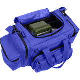 Blue - EMT EMS White Cross Tactical Field Bag