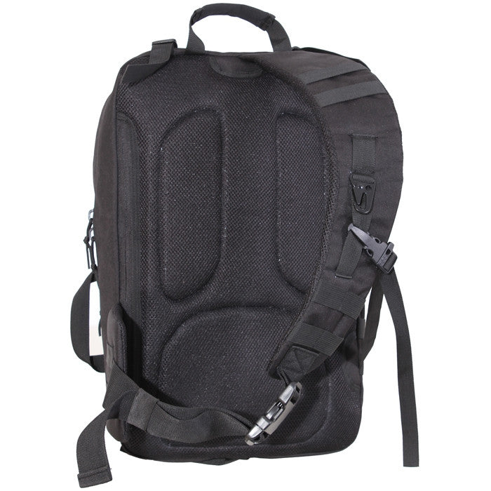 Black - Military & Tactical Tactisling Transport Pack