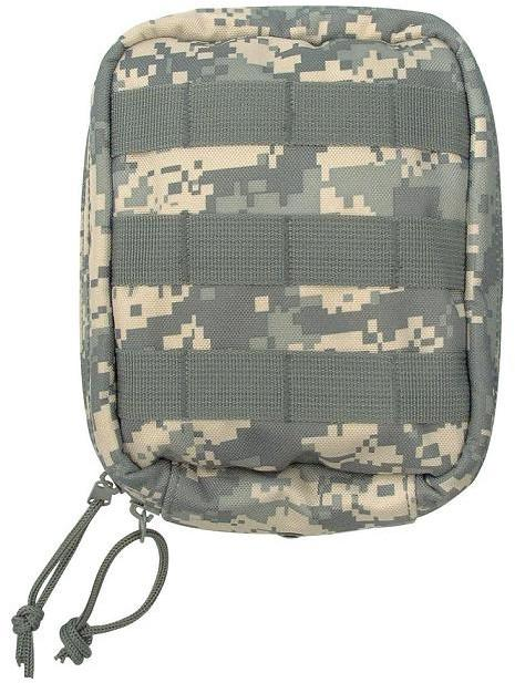 ACU Digital Camouflage - Tactical MOLLE Compatible First Aid Pouch