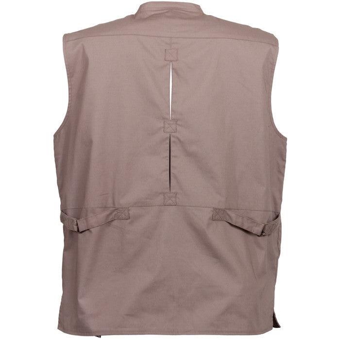 Khaki - Lightweight Tactical Concealed Carry Vest