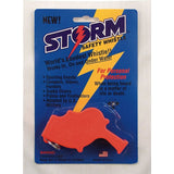 Orange - Official US NAVY Storm All Weather Safety Whistle