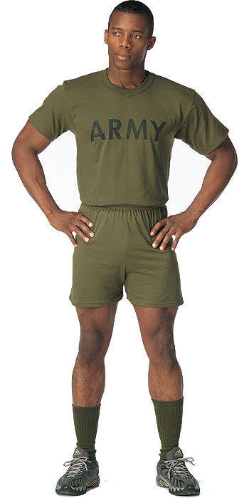 Olive Drab - ARMY Physical Training T-Shirt