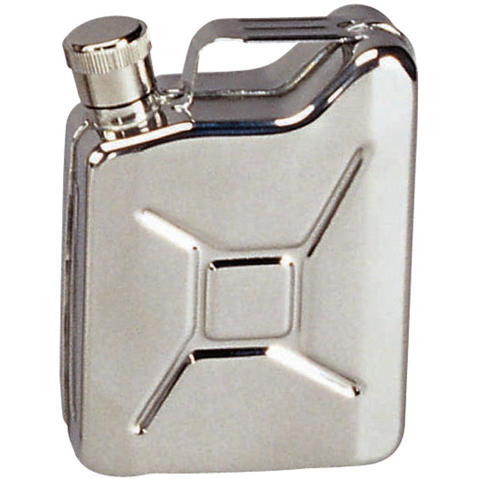 Jerry Can Flask - Stainless Steel