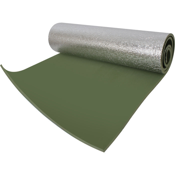 Olive Drab - Thermal Reflective Foam Sleeping Pad