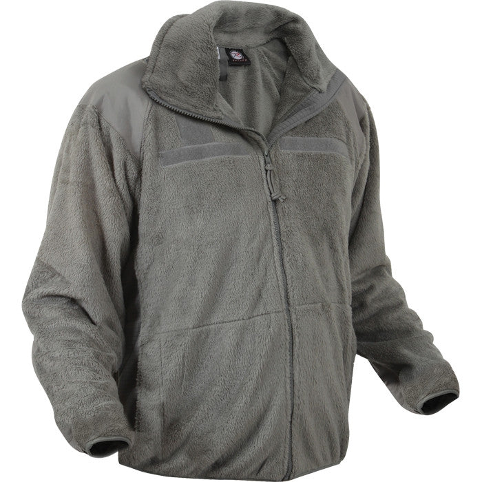 Foliage Green - Generation III Level 3 ECWCS Polar Fleece Jacket Liner