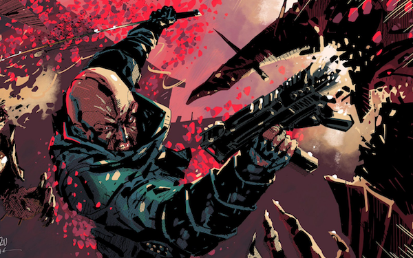 Pioneering comic book artist Śledziu on Shadow Warrior 2, drawing tips and Polish pop culture