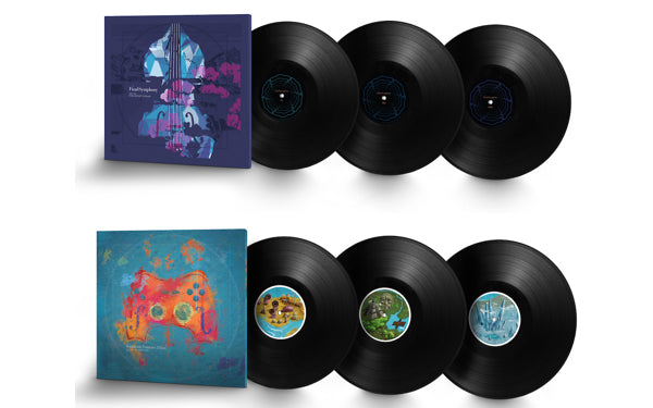 Laced Records presents: Final Symphony and Symphonic Fantasies on vinyl and CD