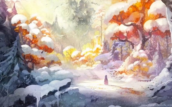 10 chilled game music tracks to help you play it cool this winter
