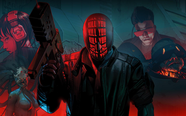 Seeing red: RUINER's creative director on how style can precede substance