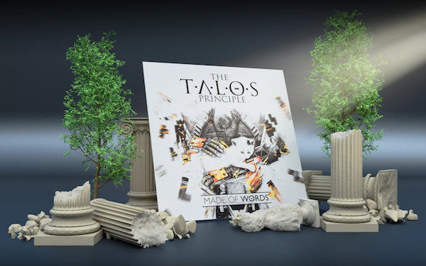 On the record: Pondering the art of The Talos Principle OST vinyl