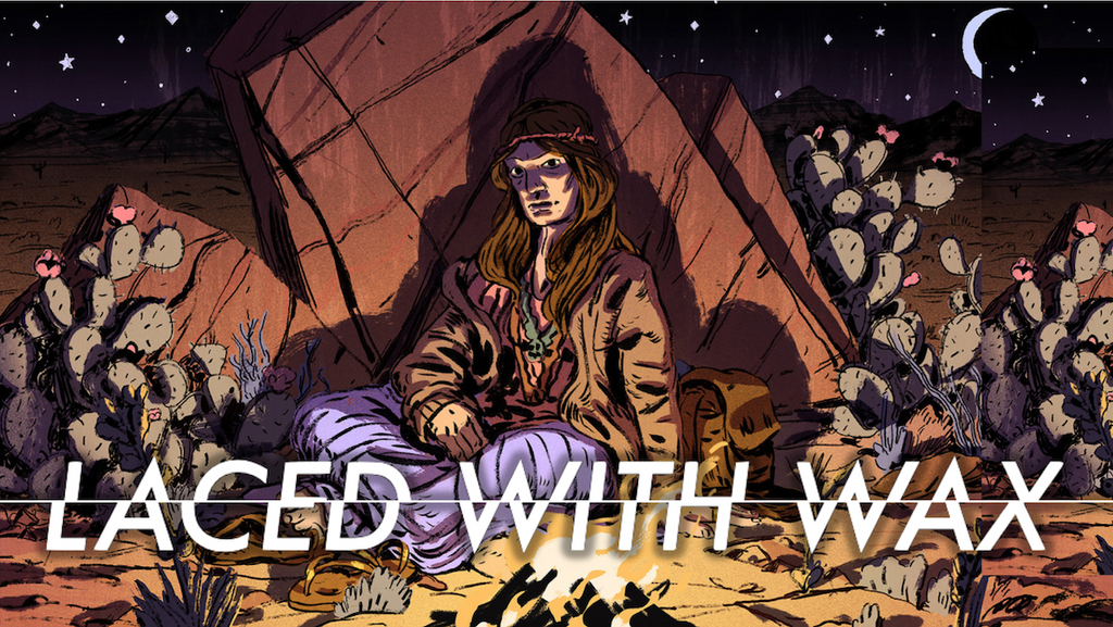 Interview: Kellan Jett on illustrating Where The Water Tastes Like Wine