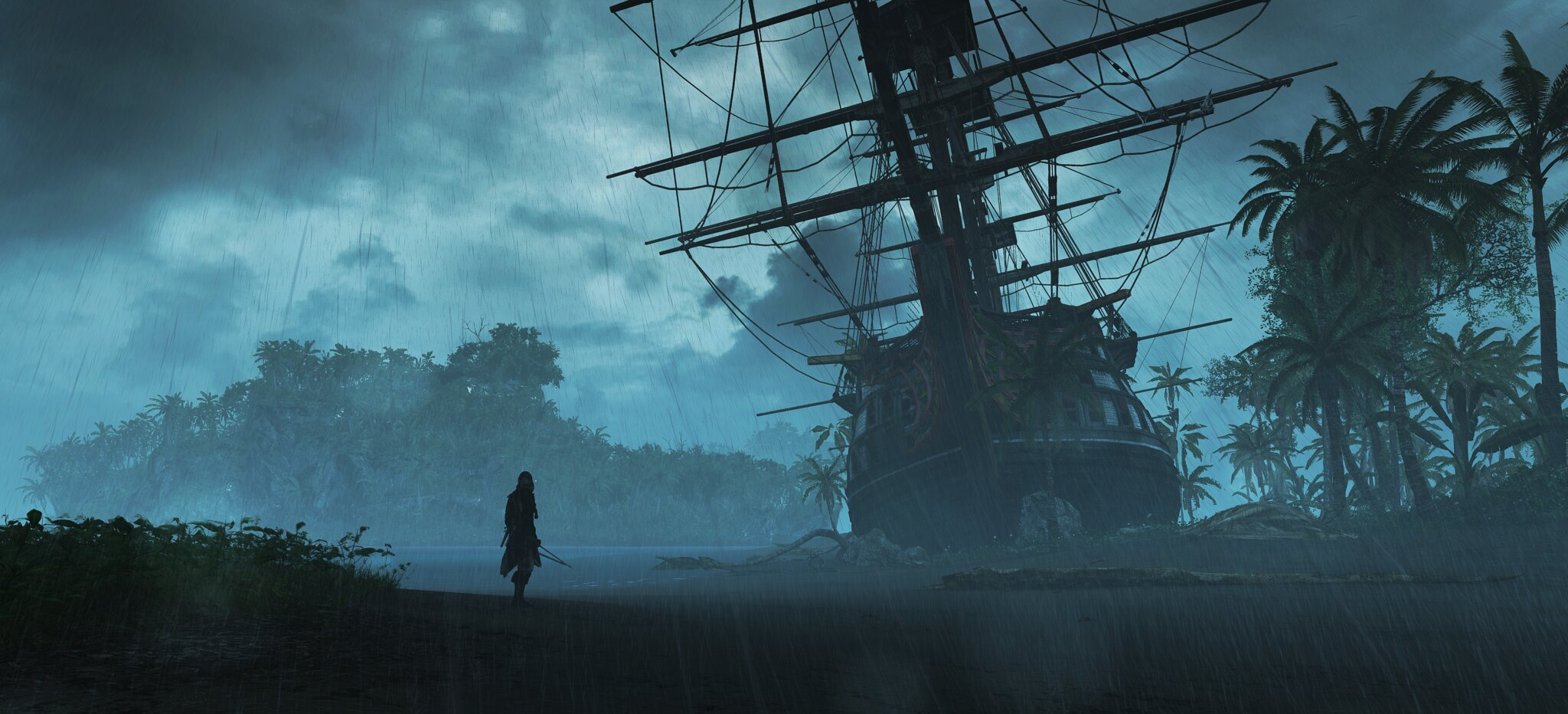 """""""Weathered"""" – Assassin's Creed IV: Black Flag shot by Andy Cull"""