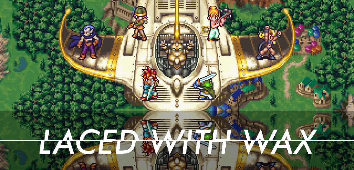 Laced With Wax We love JRPGs: Favourite games and tracks of the game music community