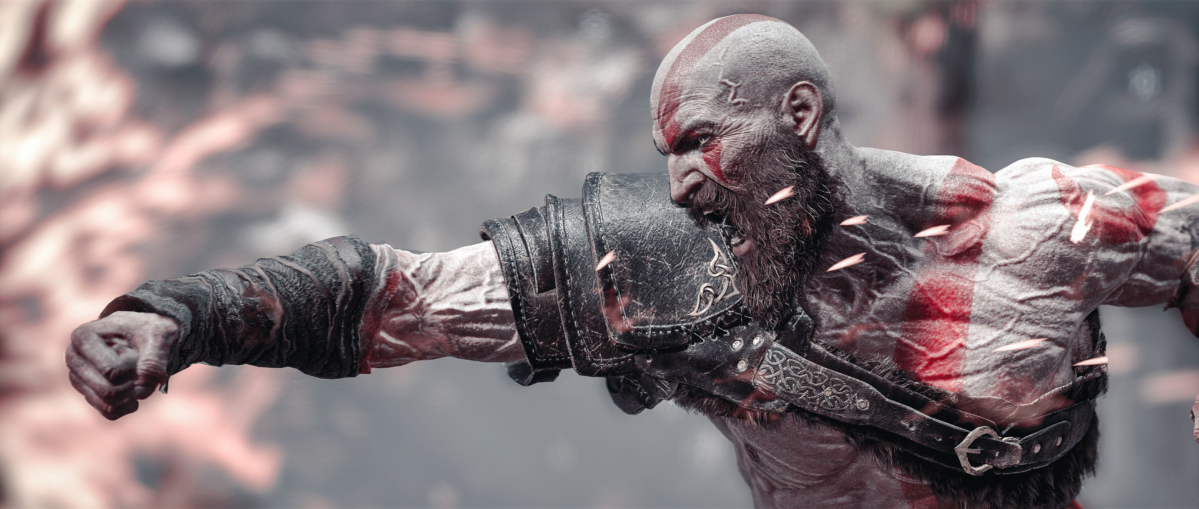 """""""Punch of Rage"""" – God of War (2018) shot by TheFourthFocus"""