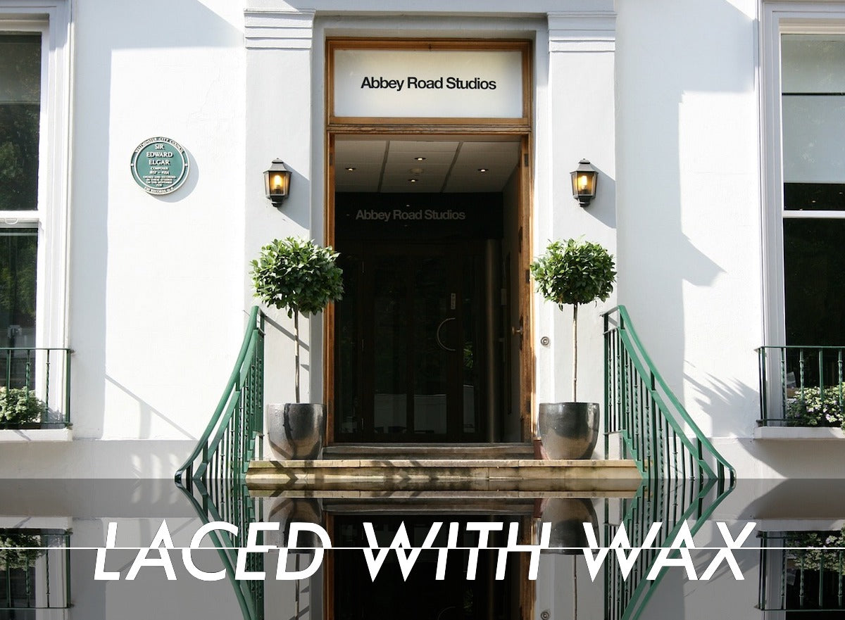 Laced with wax Abbey Road's vinyl mastering expert on working with wax