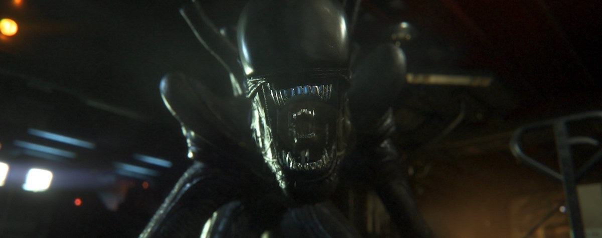 The Alien from Alien: Isolation