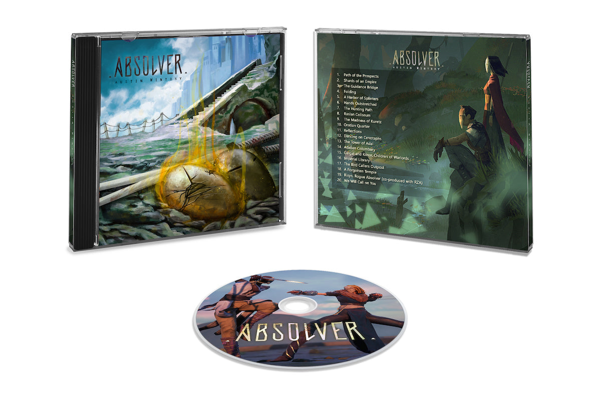 The Absolver soundtrack CD available at Lacedrecords.com