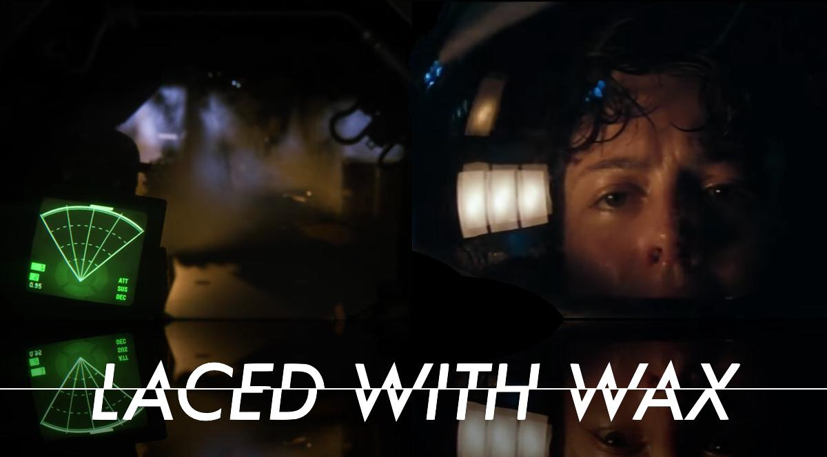 "LACED WITH WAX From Alien to Isolation: Ripley's ""You Are My Lucky Star"" music moment"