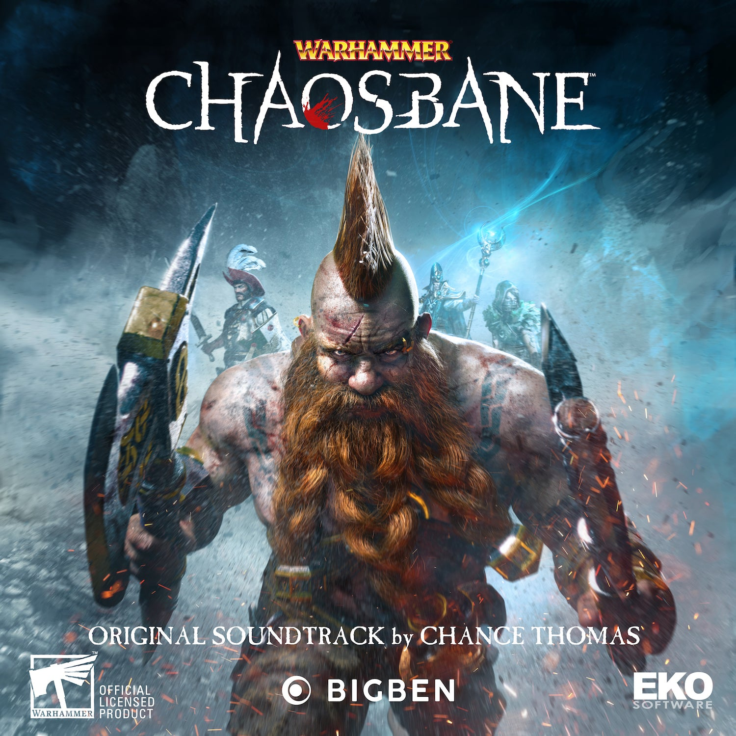 Warhammer: Chaosbane DIGITAL ALBUM