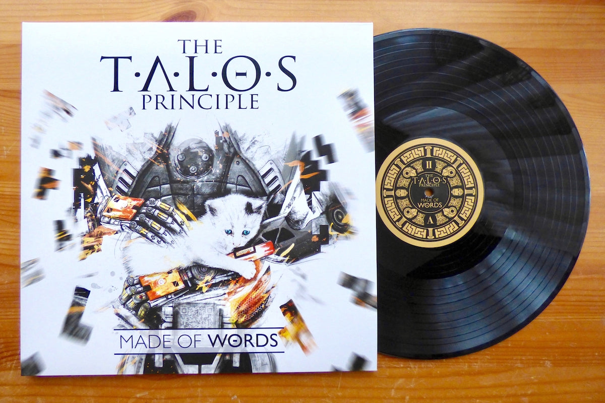 The Talos Principle on vinyl from Laced Records