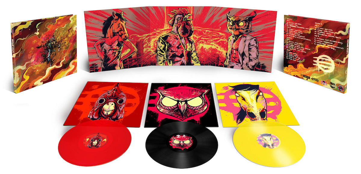 Hotline Miami: Collector's Edition Vinyl