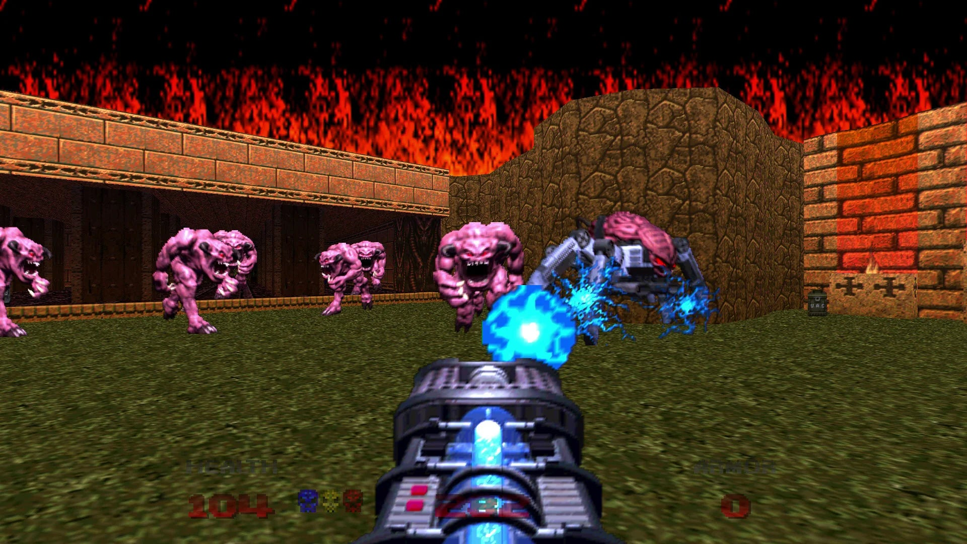 Doom 64: 20th Anniversary Extended Edition