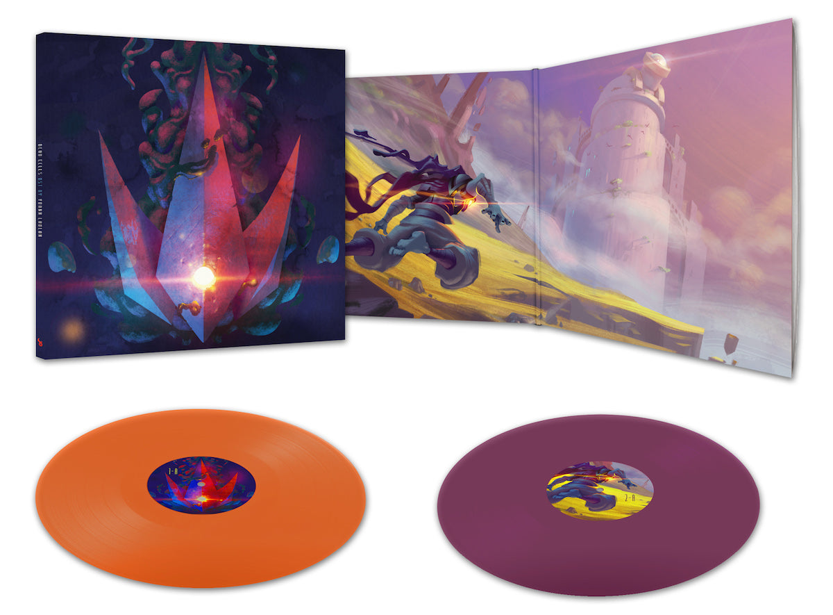 Dead Cells OST is currently available to pre-order on double vinyl at www.lacedrecords.com