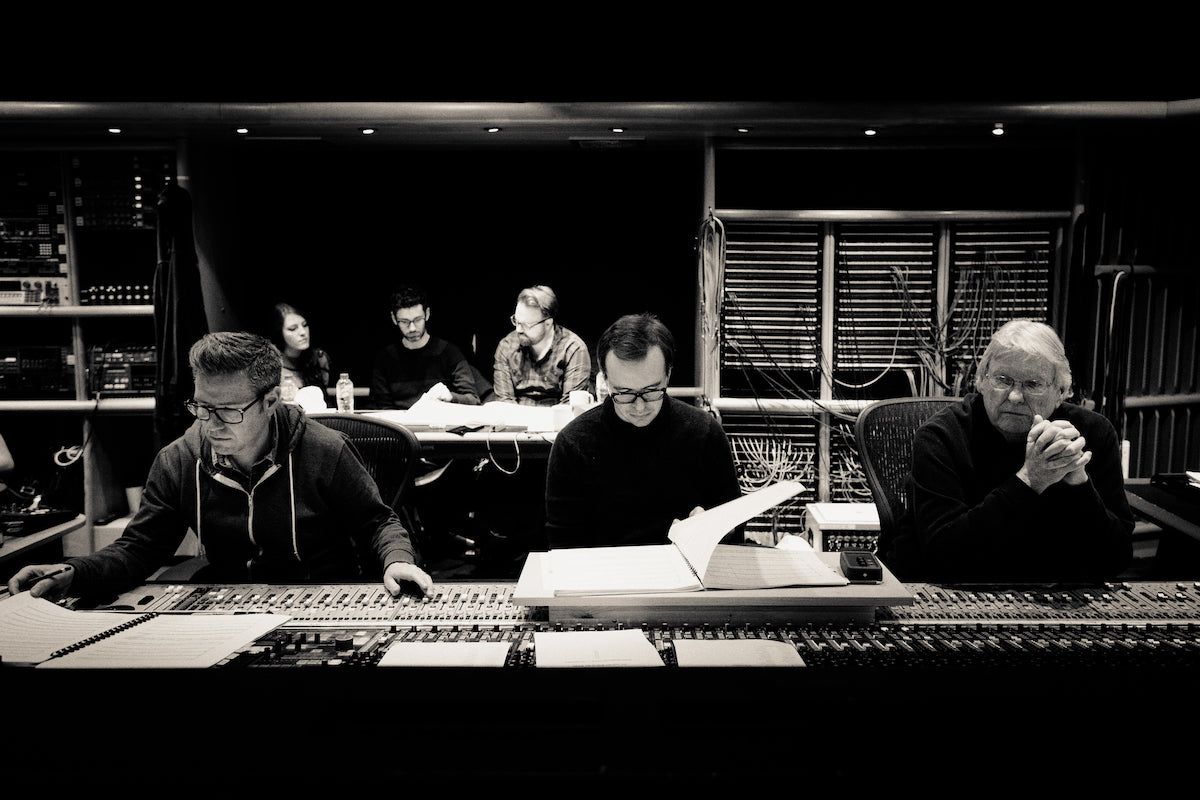 Gareth Coker and colleagues at AIR Studios