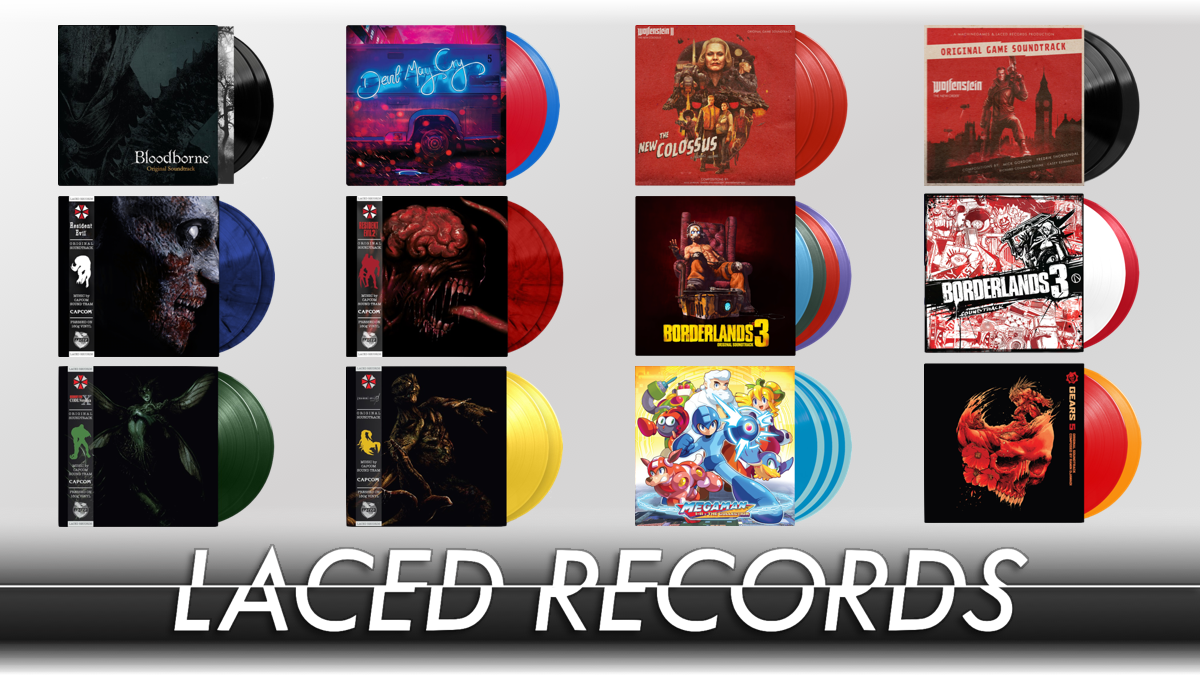 Laced Records 2019 releases