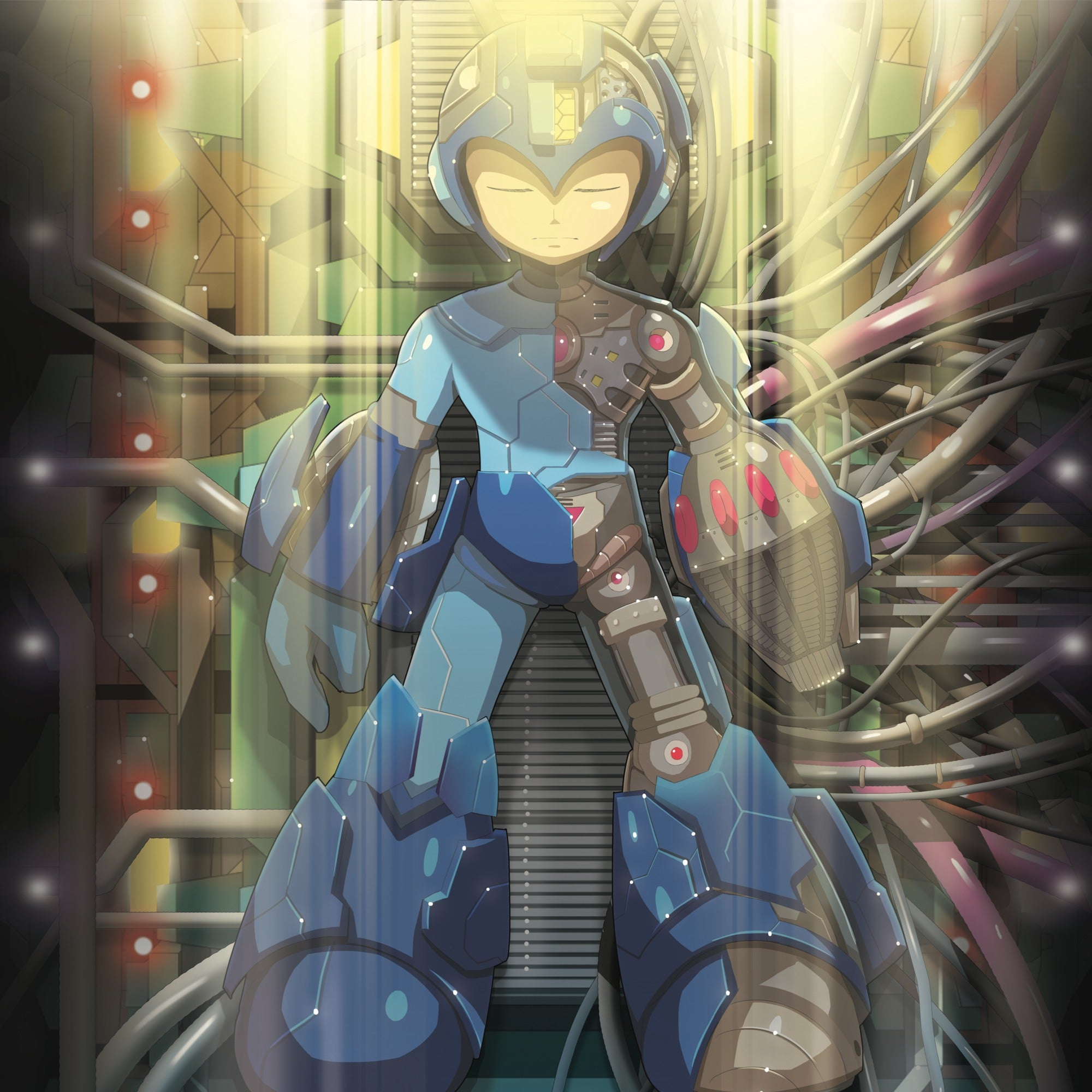 "ultimatemaverickx's Disc 1 sleeve — ""Transformation""."