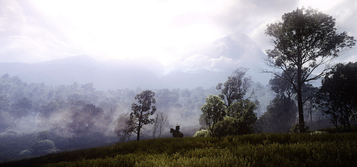 The Witcher 3 image courtesy of Casablanca L on Flickr