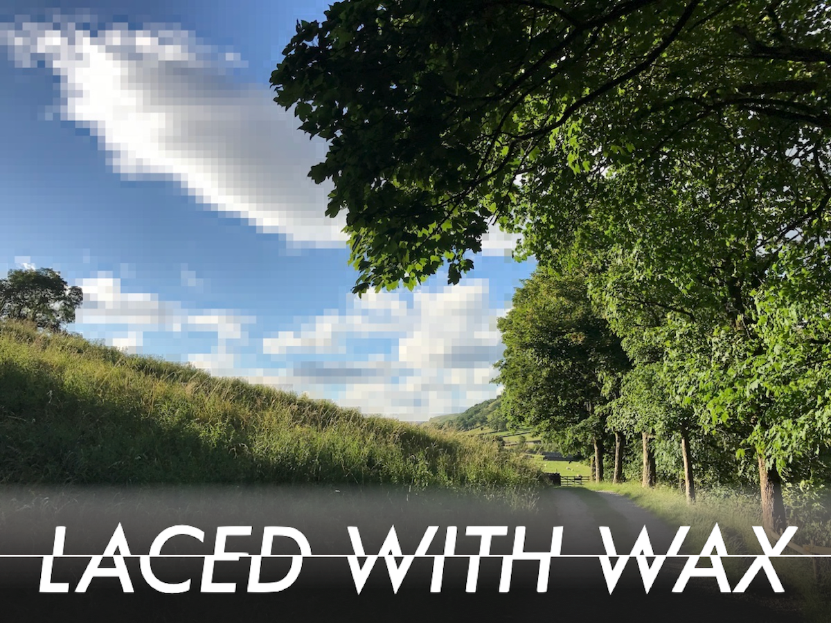 LACED WITH WAX Take a hike: An ode to the great (video game) outdoors