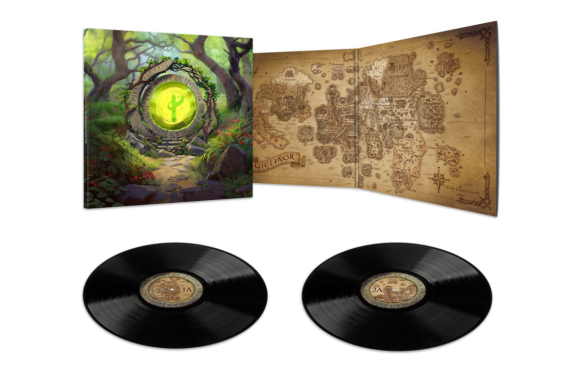 RuneScape: The Orchestral Collection available via Laced Records