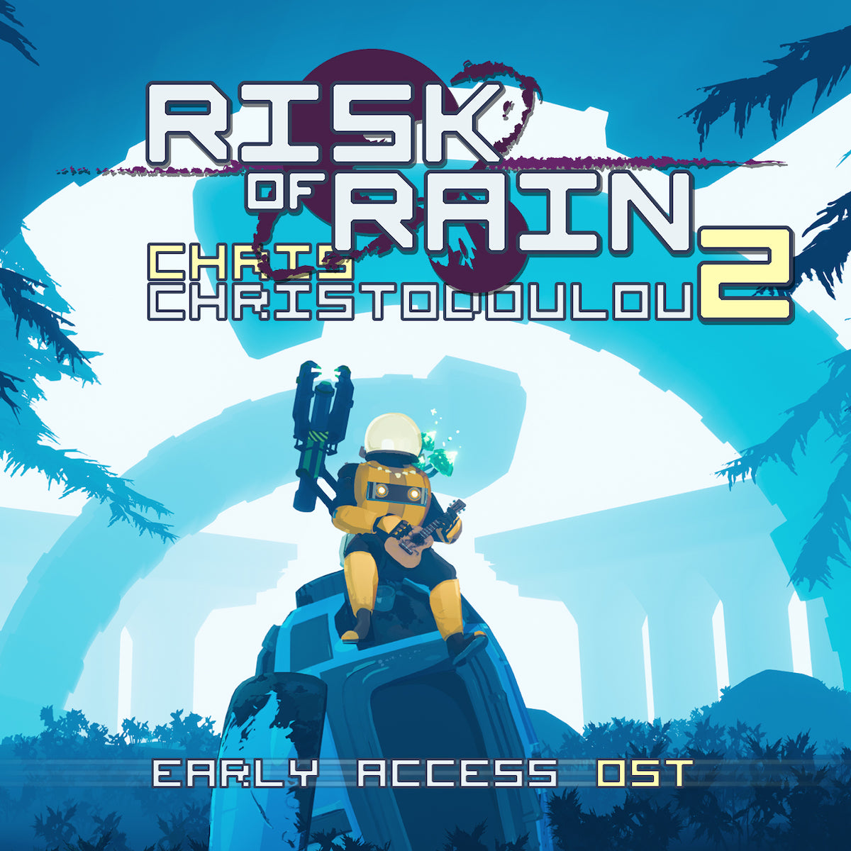 Risk of Rain 2 OST cover