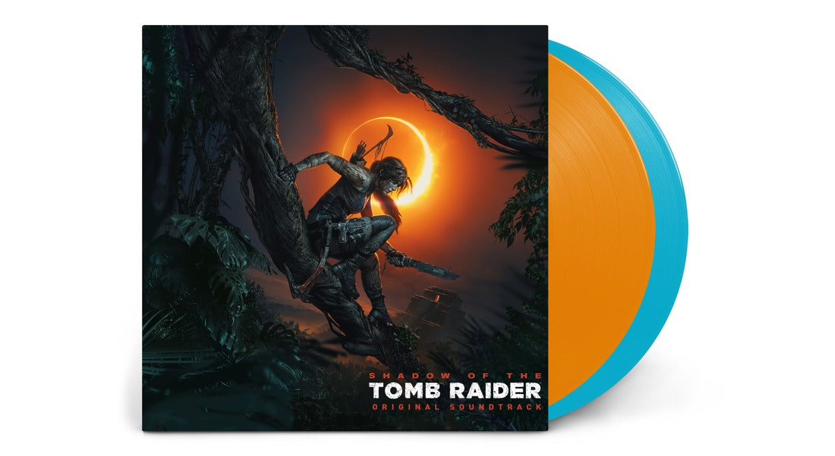 Shadow of the Tomb Raider DELUXE DOUBLE VINYL