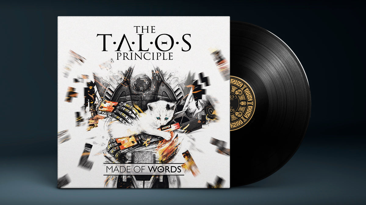 The Talos Principle vinyl available from LacedRecords.com