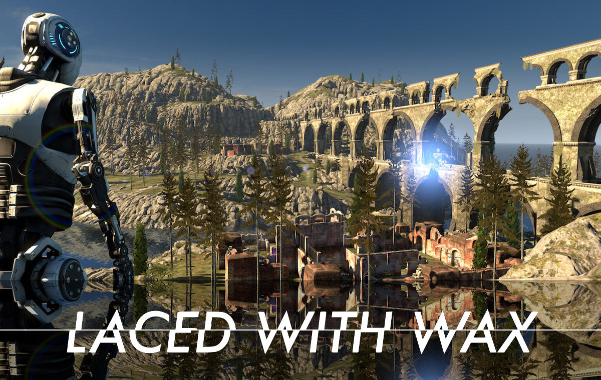Laced With Wax Interview: Talos Principle composer on humanity in the digital realm